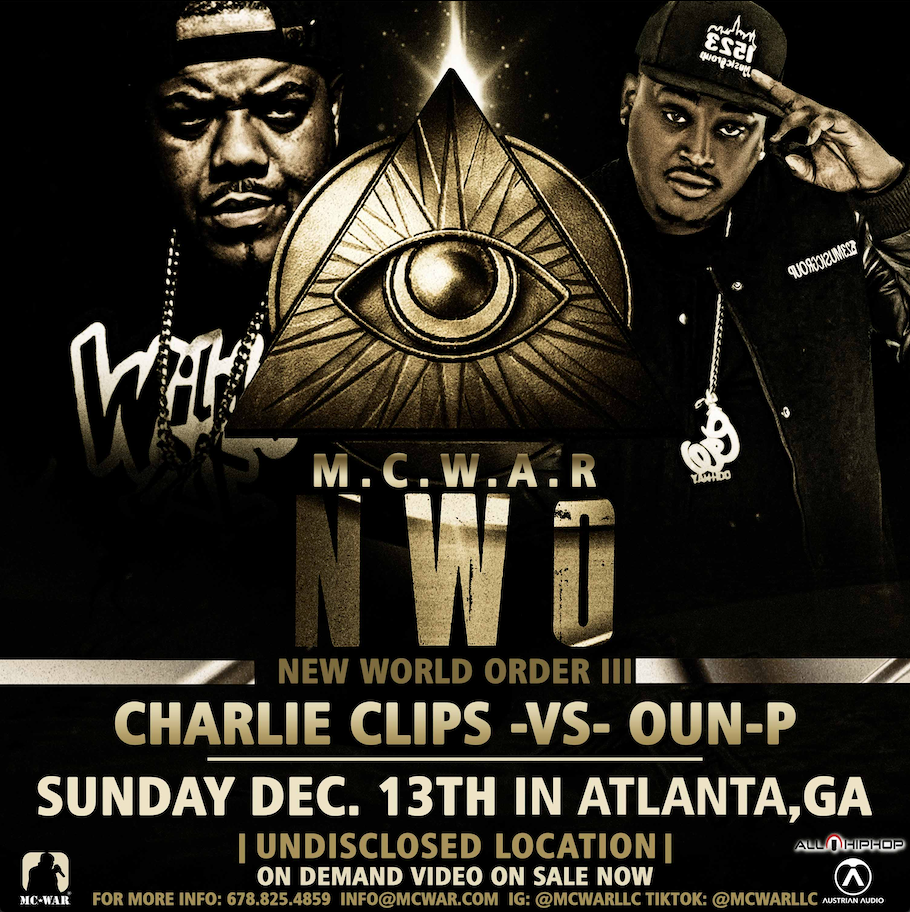 Charlie Clips Vs Oun-P